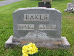 Elva M. <i>Glascow</i> Baker