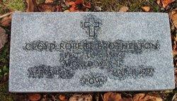 Cloyd Robert Brotherton