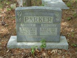 William Oscar Parker
