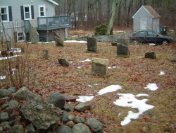 Bliss Burial Ground