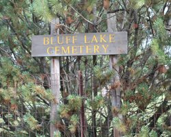 Bluff Lake Cemetery