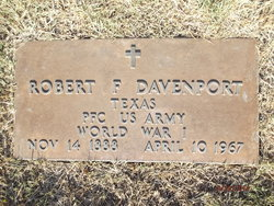 Robert Franklin Davenport