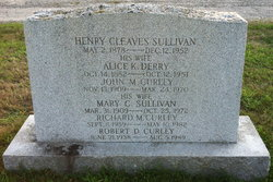 Alice C <i>Derry</i> Sullivan
