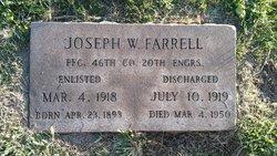 Joseph W Farrell
