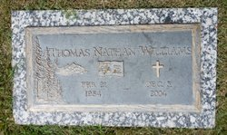 Thomas Nathan Williams