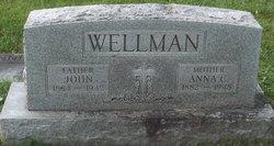 Anna C. <i>Mack</i> Wellman