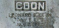Leonard E Coon