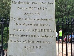 Anna <i>Blackburn</i> Washington