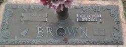 Frances <i>Marshall</i> Brown