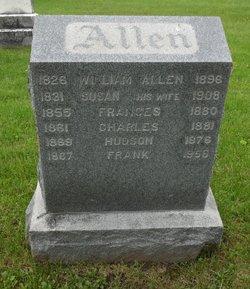 Susan P <i>Shaw</i> Allen