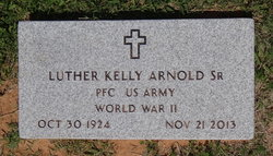 Luther Kelly Arnold, Sr