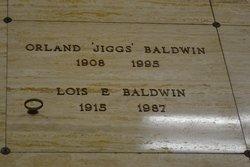 Lois Elizabeth <i>Pratt</i> Baldwin
