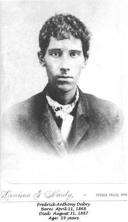 Frederick Anthony Dubry