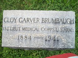 Cloy Garver Brumbaugh