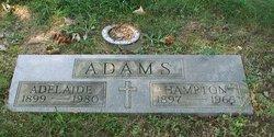 Adelaide <i>Brettschneider</i> Adams