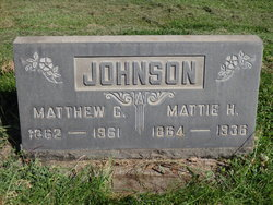 Matthew C Johnson