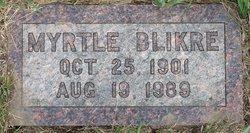 Myrtle Blikre