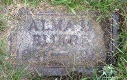 Alma M. Blikre