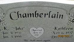 Kathleen <i>Kidd</i> Chamberlain