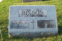 Maude Eva <i>Buckley</i> Bisson