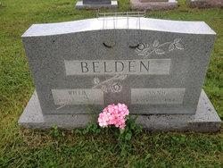 Anna T Annie <i>Goode</i> Belden