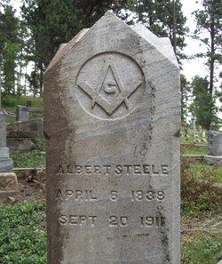 Albert T Steele