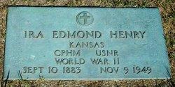 Ira Edmond Henry