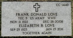 Frank Donald Love