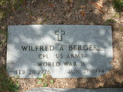 Wilfred Anton Berger