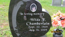 Wilda Frances Weggie Chamberlain