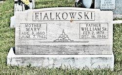 Mrs Mary <i>Zamenski</i> Fialkowski