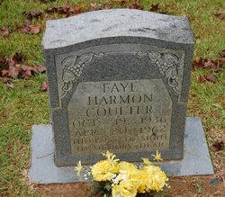 Faye <i>Harmon</i> Coulter