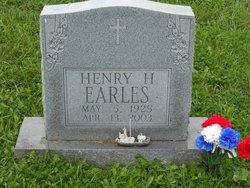 Henry H Earles