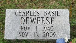 Charles Basil Deweese