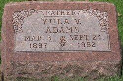 Yula Ulysses Adams