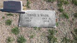 Jennie Ellis <i>Bentley</i> Wade