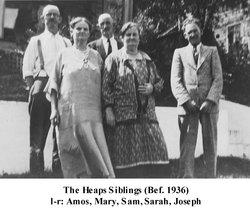 Alice M. <i>Heaps</i> Blowers