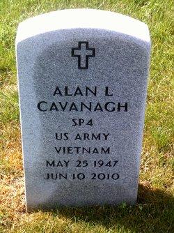 Alan L Cavanagh
