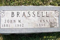 Anna L Brassell