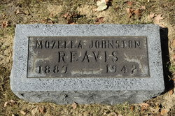 Mozelle <i>Johnston</i> Reavis