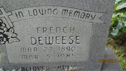 French DeWeese