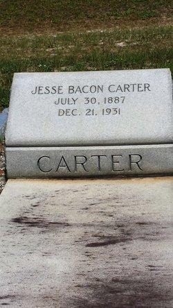 Dr Jesse Bacon Carter