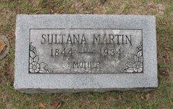 Sultana J. <i>Stewart</i> Martin