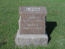 John H Lyon