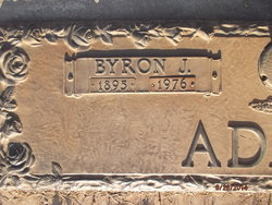 Byron J Adams