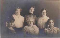 Anna Lillian Aunt Lilly <i>Newman</i> Brady