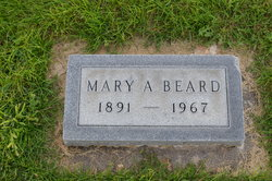 Mary Ann <i>Coffee</i> Beard
