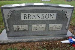 Sgt Daniel Alexander Branson