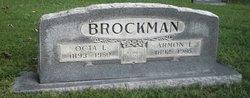 Octa L <i>Singleton</i> Brockman