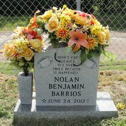 Nolan Benjamin Barrios